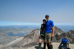 Mt. St. Helens Summit