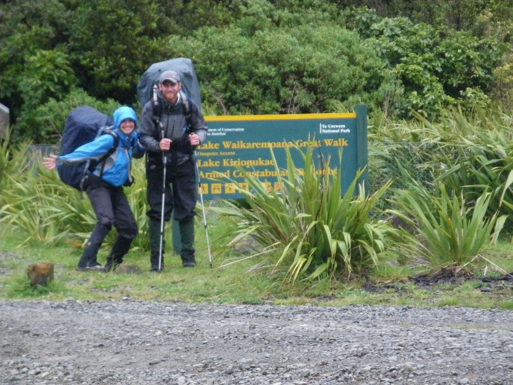 The First Great Walk – Lake Waikaremoana | Shift